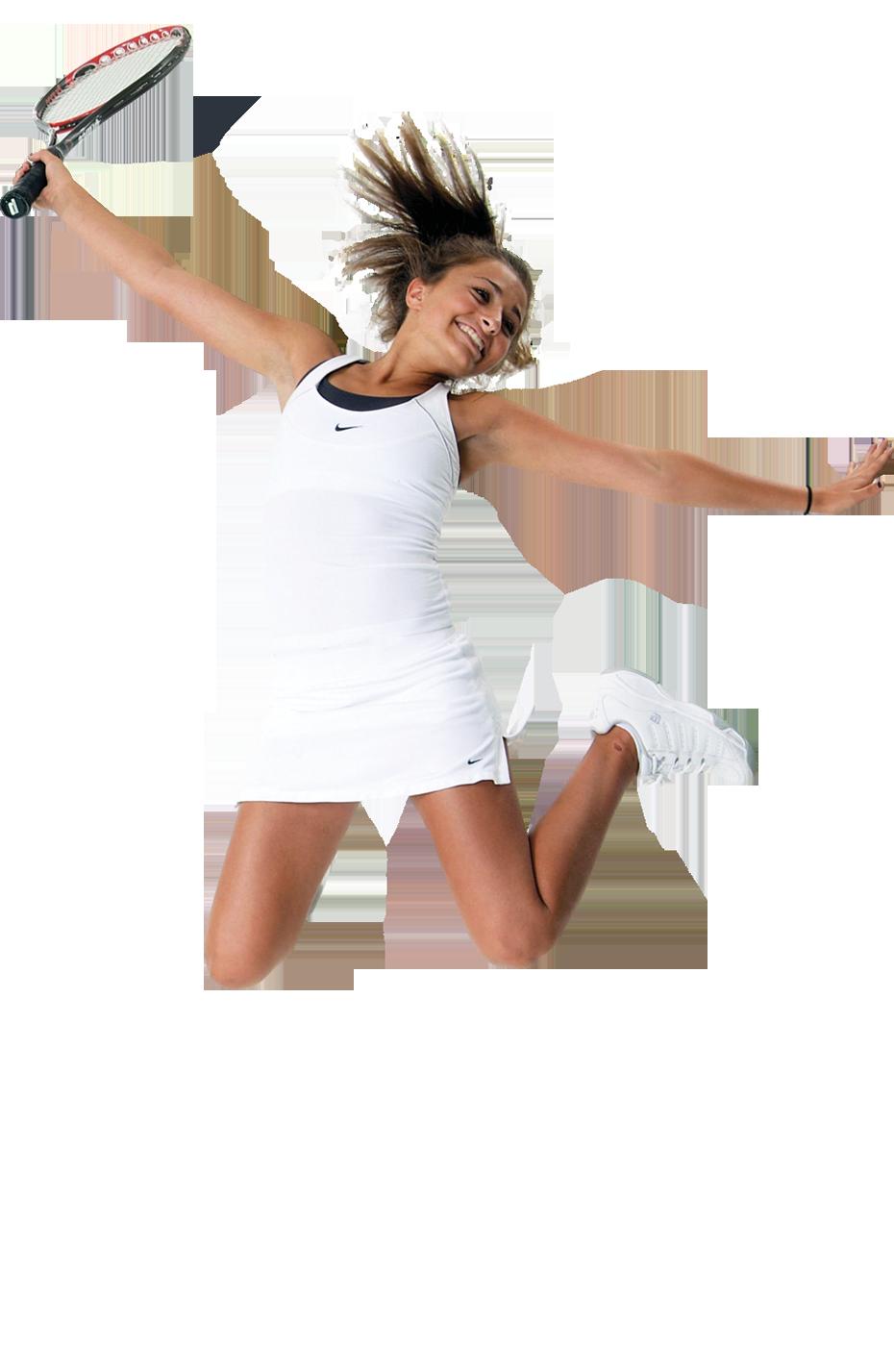 Теннис игрок PNG