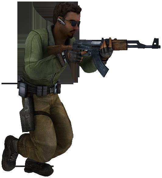 Террорист PNG