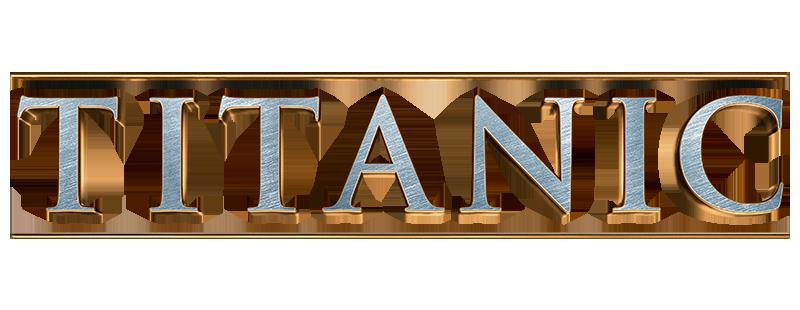 Титаник логотип PNG