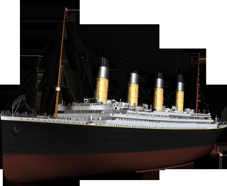 Титаник PNG