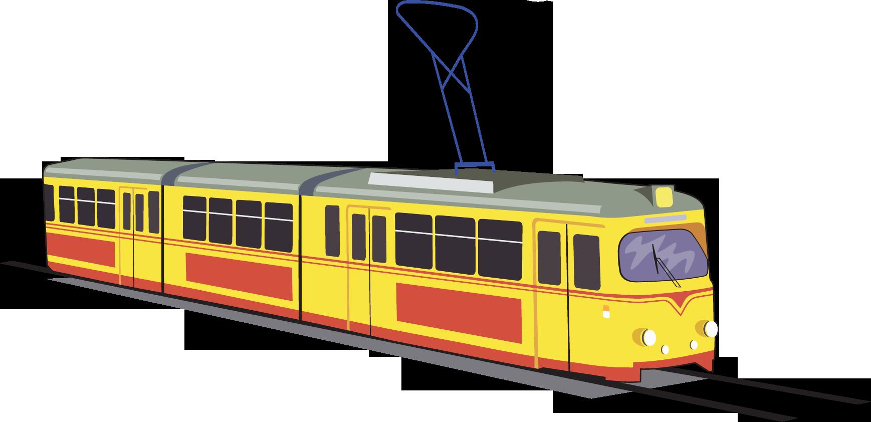 Трамвай PNG