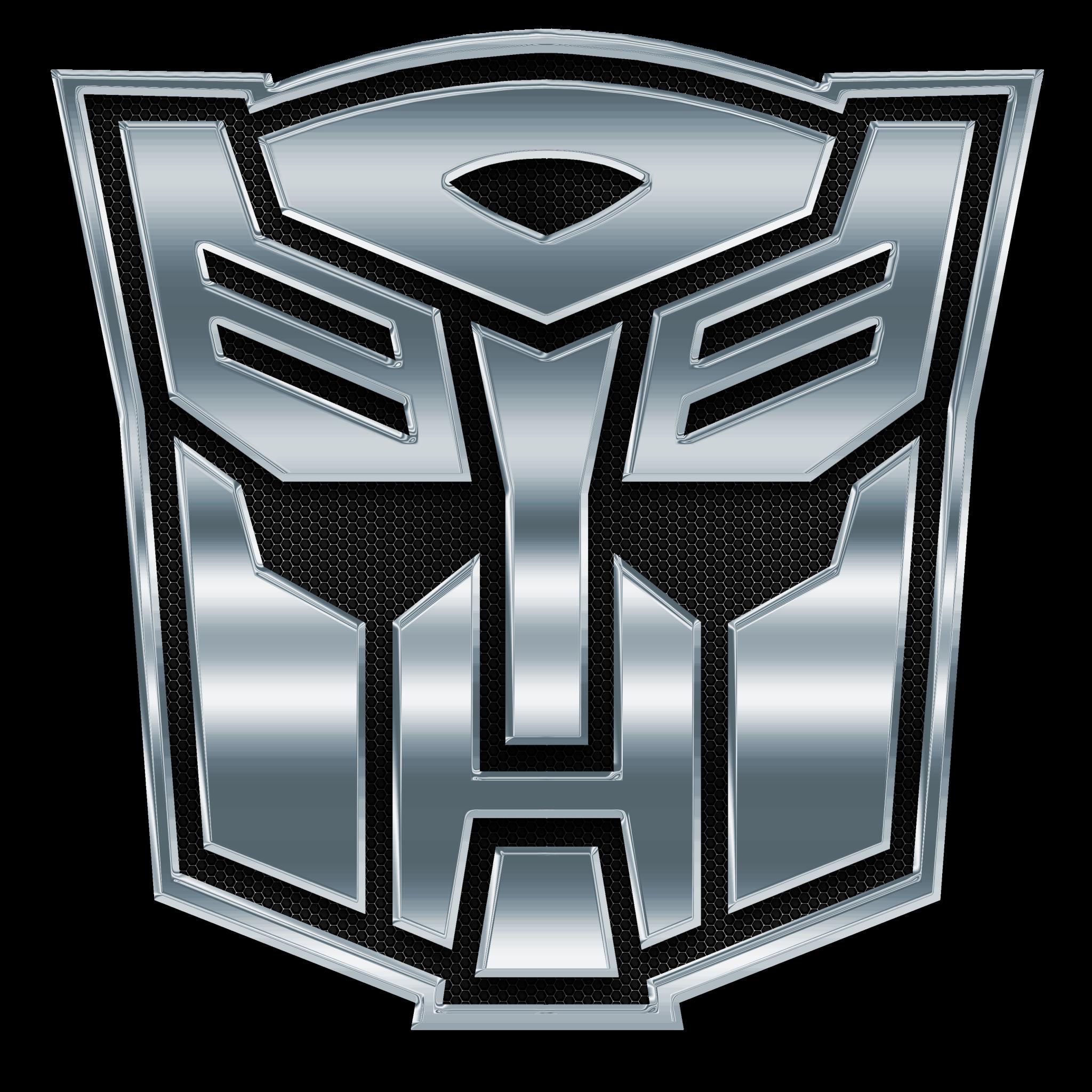 Трансформеры логотип PNG