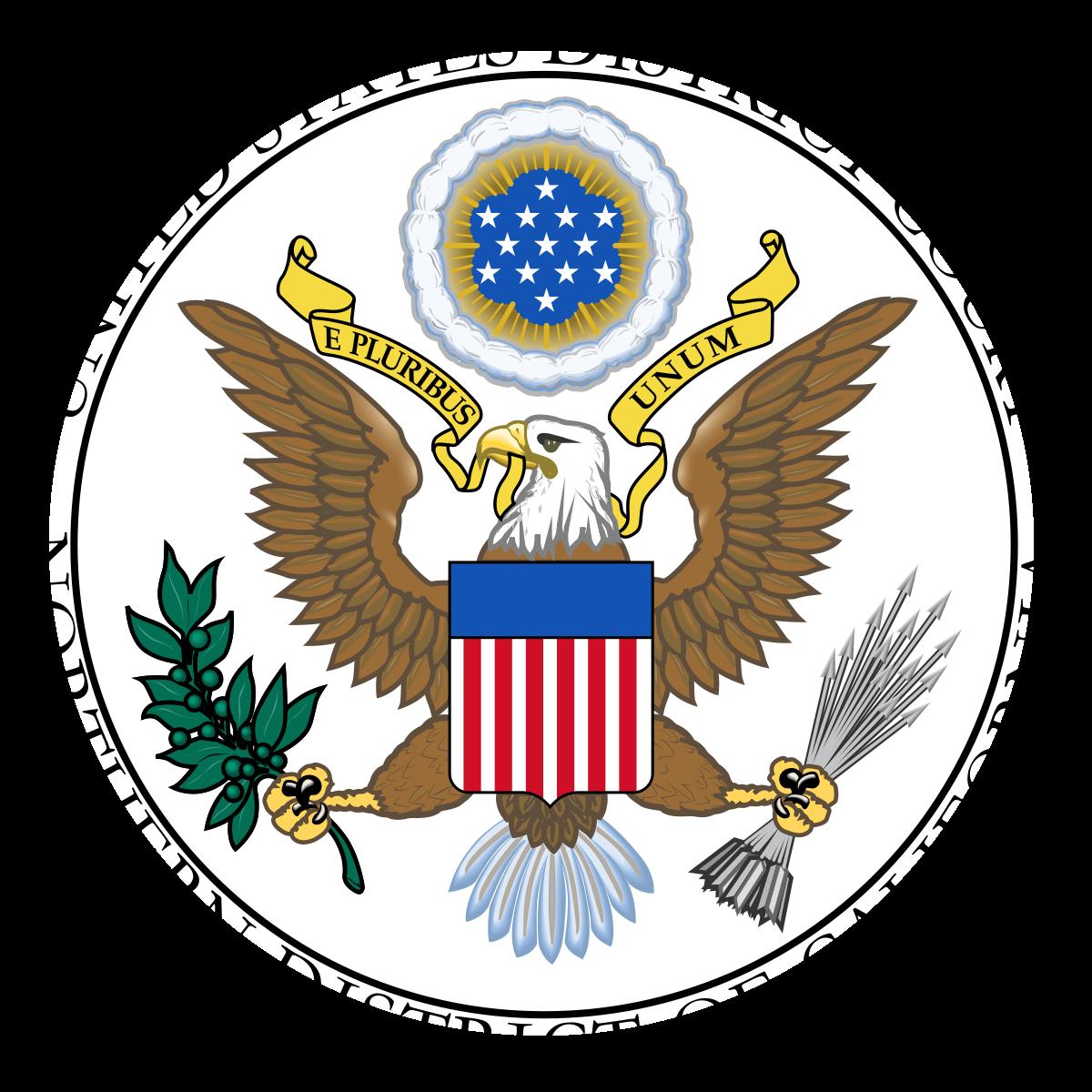 Герб США PNG