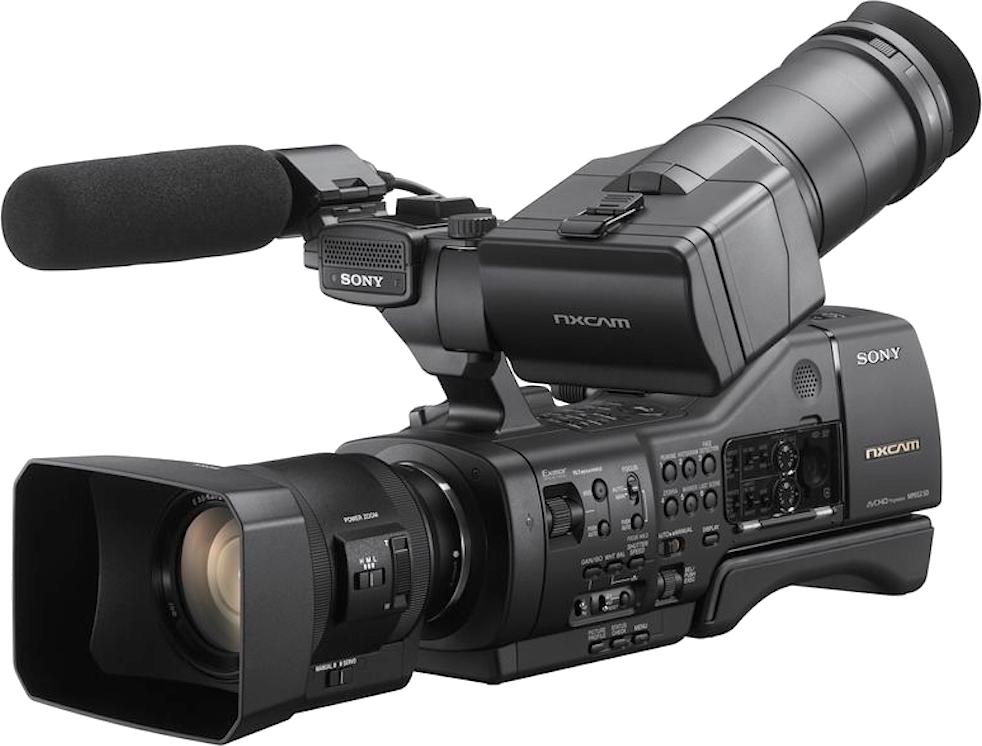 Видеокамера PNG фото