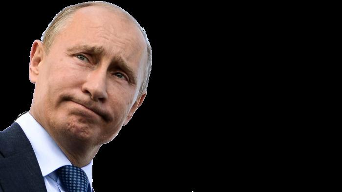 Владимир Путин PNG