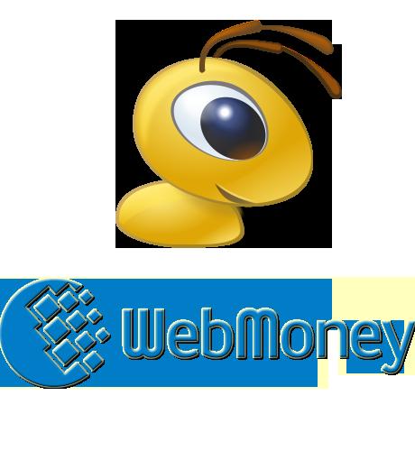 Webmoney логотип PNG