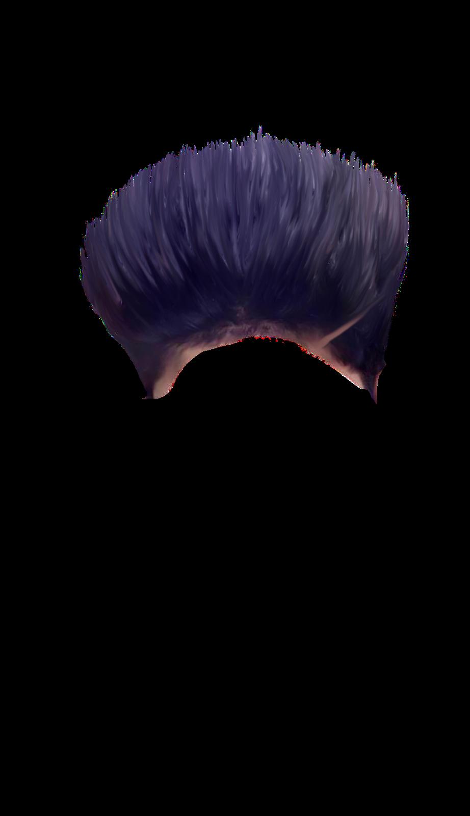 Парик PNG