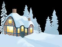 Зима PNG
