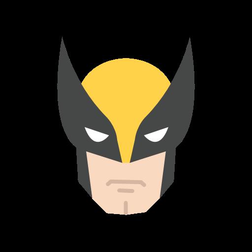 Росомаха маска PNG