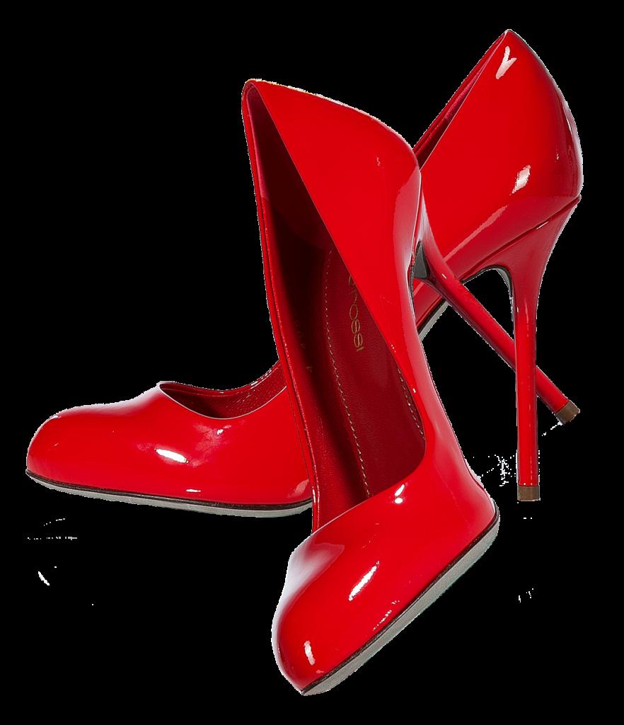 Женские туфли PNG фото