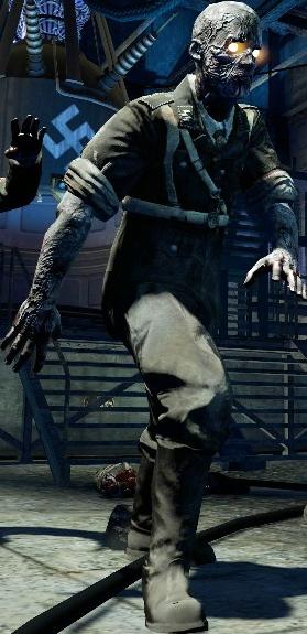 Зомби PNG