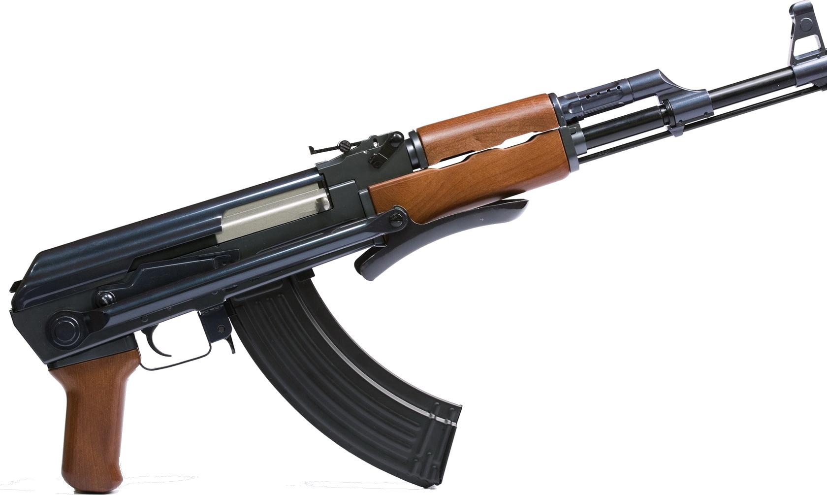 AK 47 Kalashnikov PNG