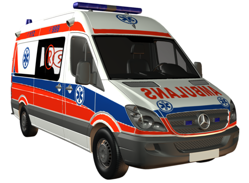 Ambulance PNG