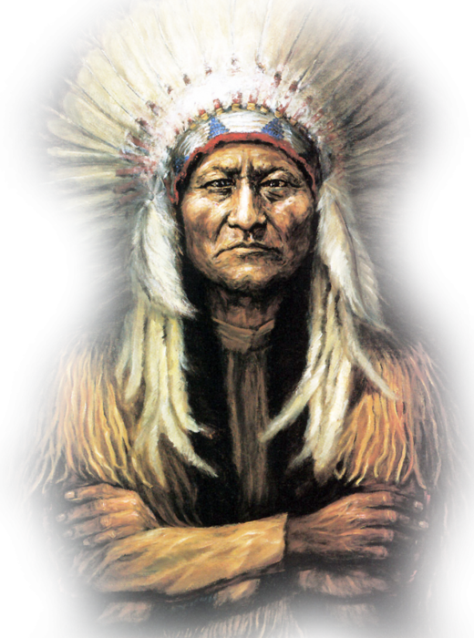 American indian PNG images