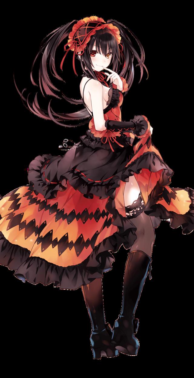 Anime girl PNG