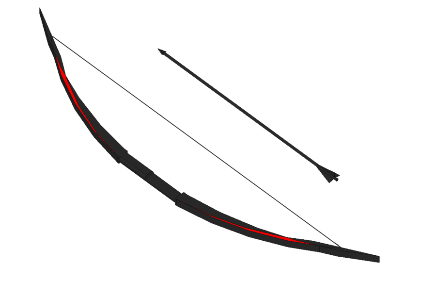 Arrow bow PNG images free download, arrow PNG