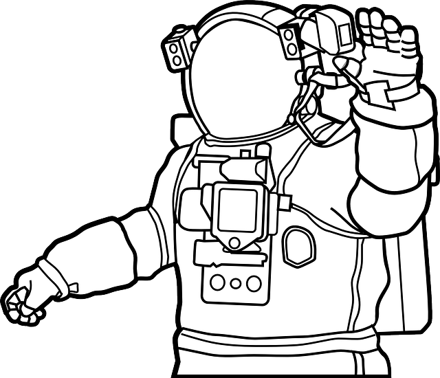 Astronaut PNG image free Download