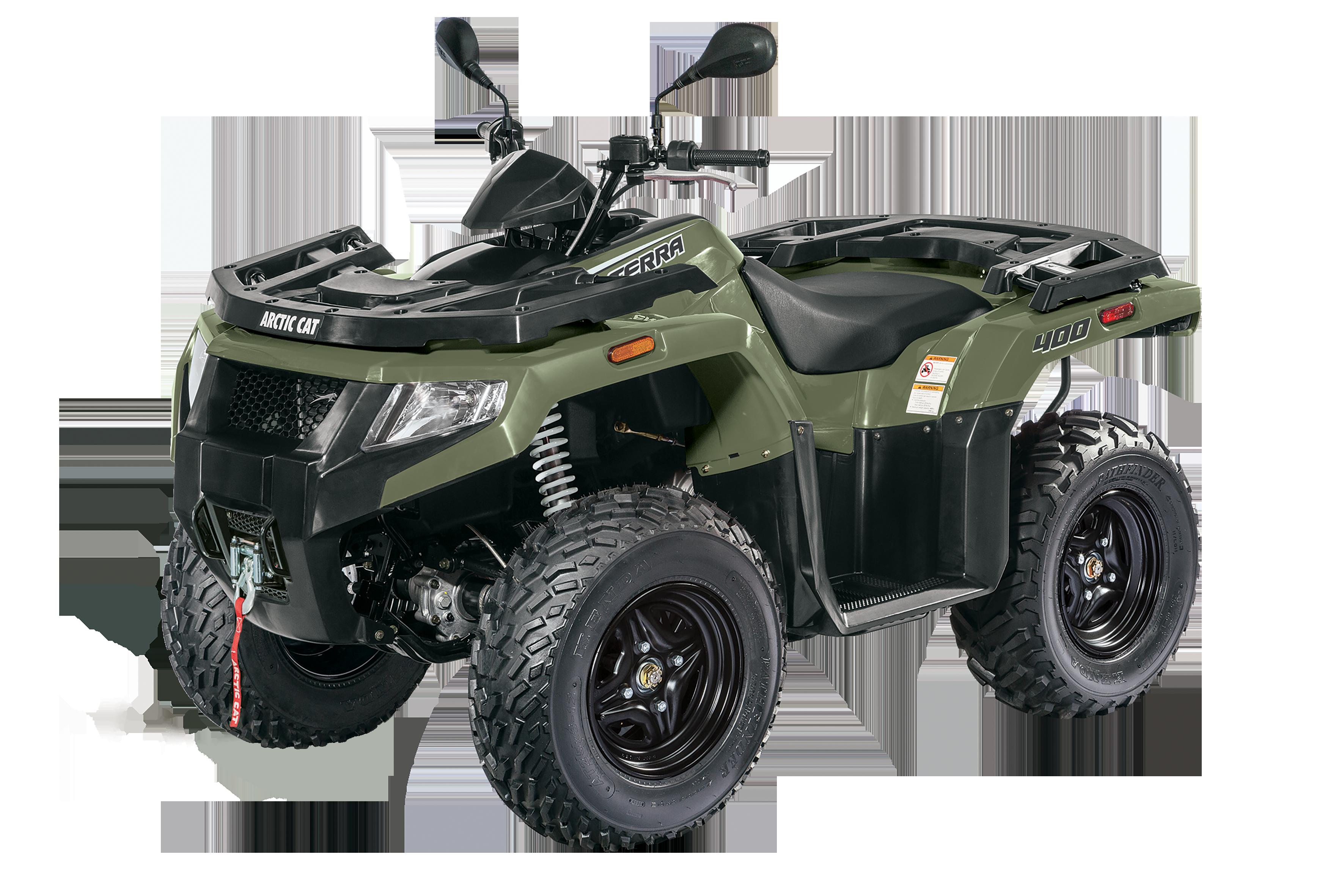 ATV, quad bike PNG