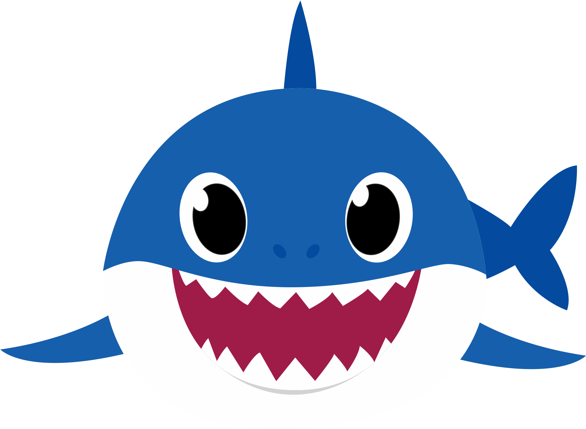 Baby Shark PNG images free download