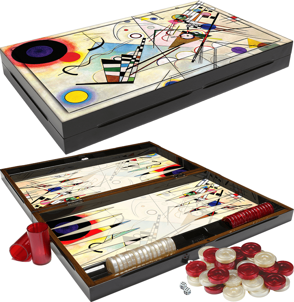 Backgammon PNG