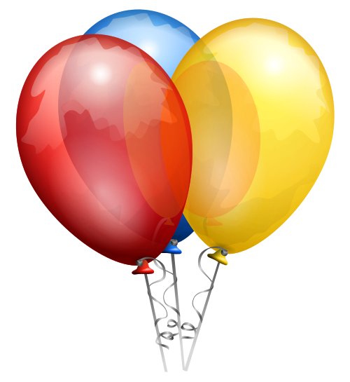 Balloon png images free picture download with transparency for Bett zeichnung