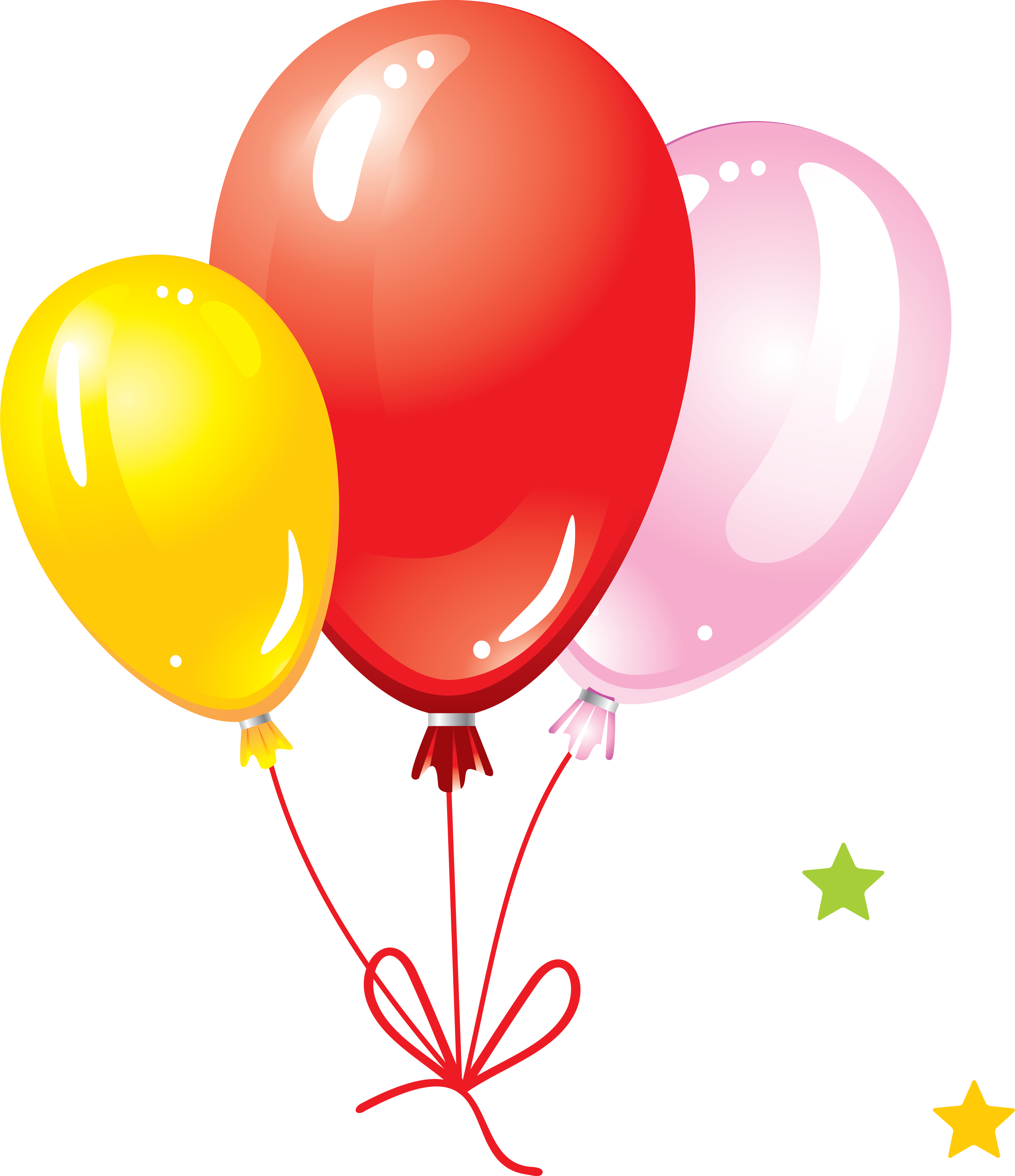 Balloon PNG image, free download, balloons