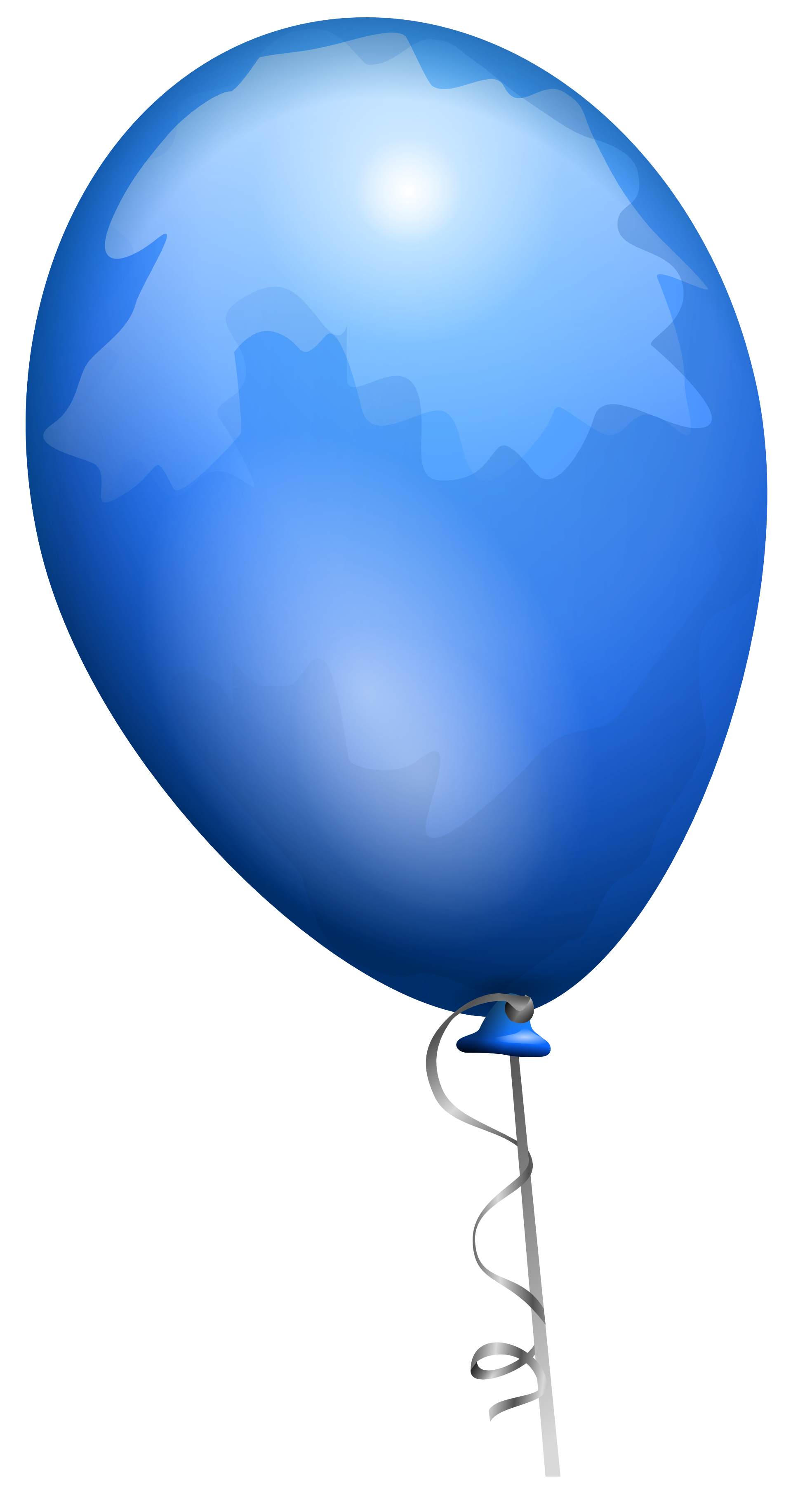 Red balloon PNG image, free download