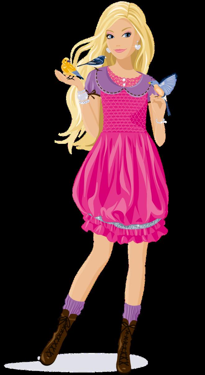 Barbie PNG images Download