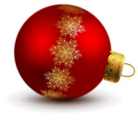Christmas balls baubles