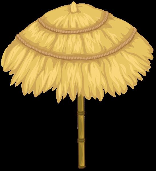 Beach Umbrella PNG