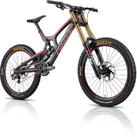 Bicycle, MTB DH bike PNG image