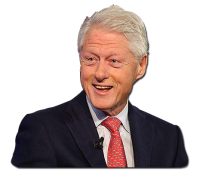 Bill Clinton PNG