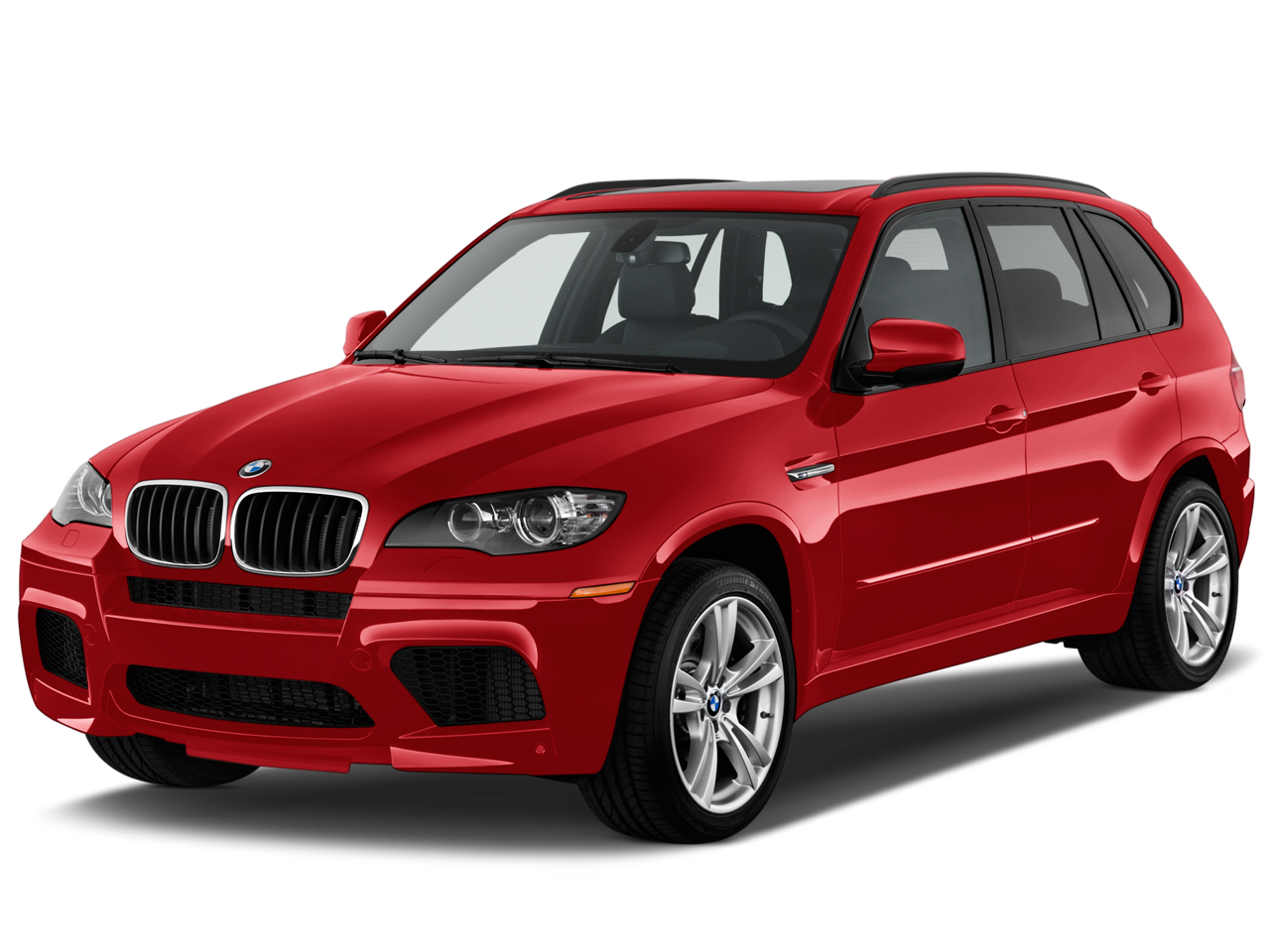 red X5 BMW PNG image, free download