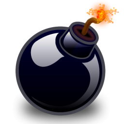 Bomb PNG images free download