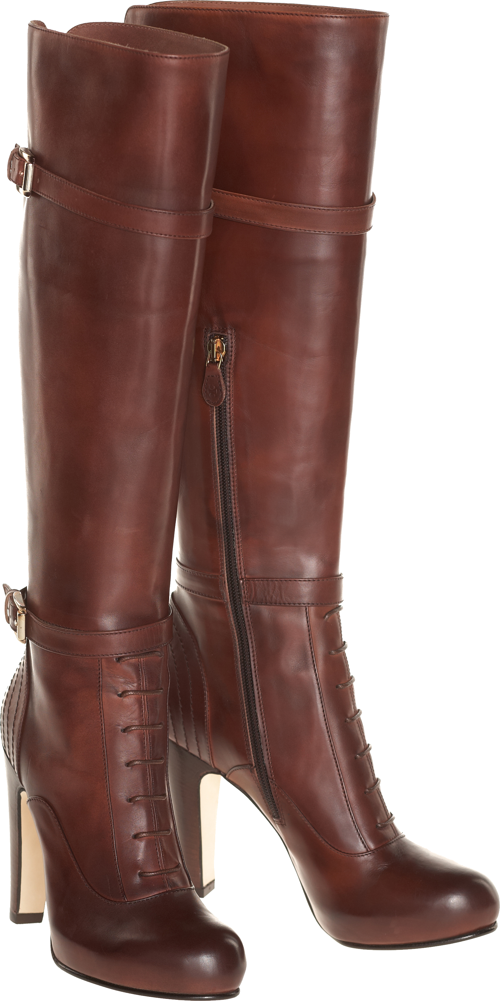 Women boots PNG image