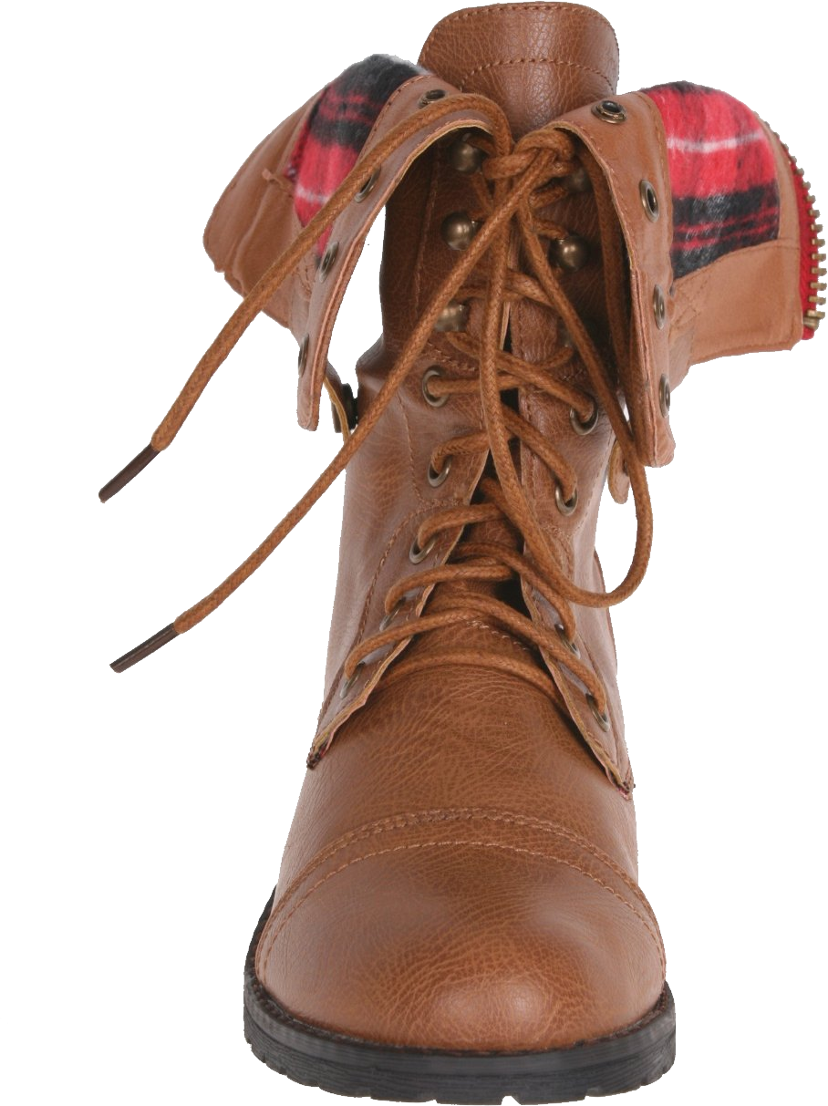 Brown boots PNG image