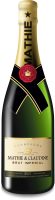 Champaign bottle PNG image