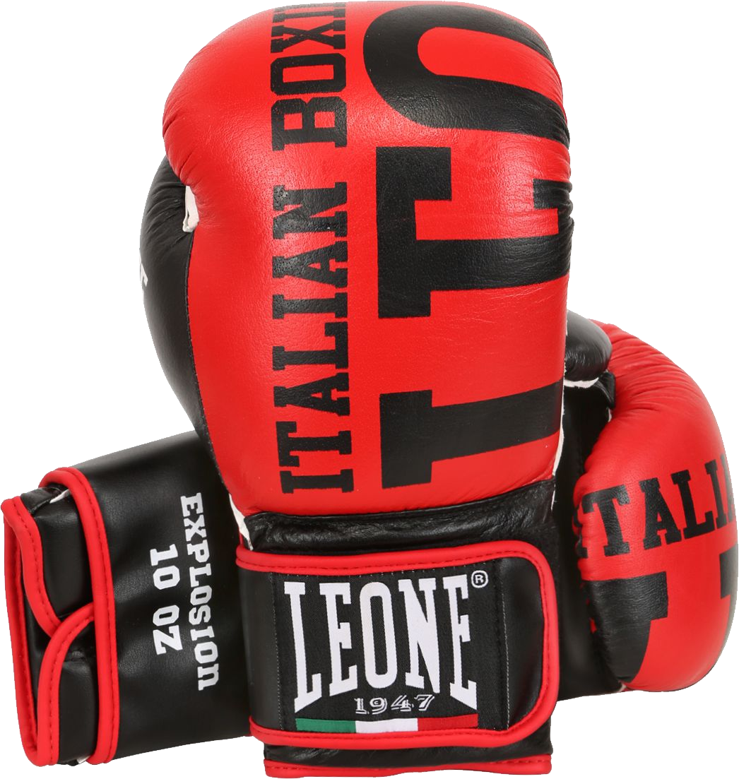 Boxing gloves PNG image