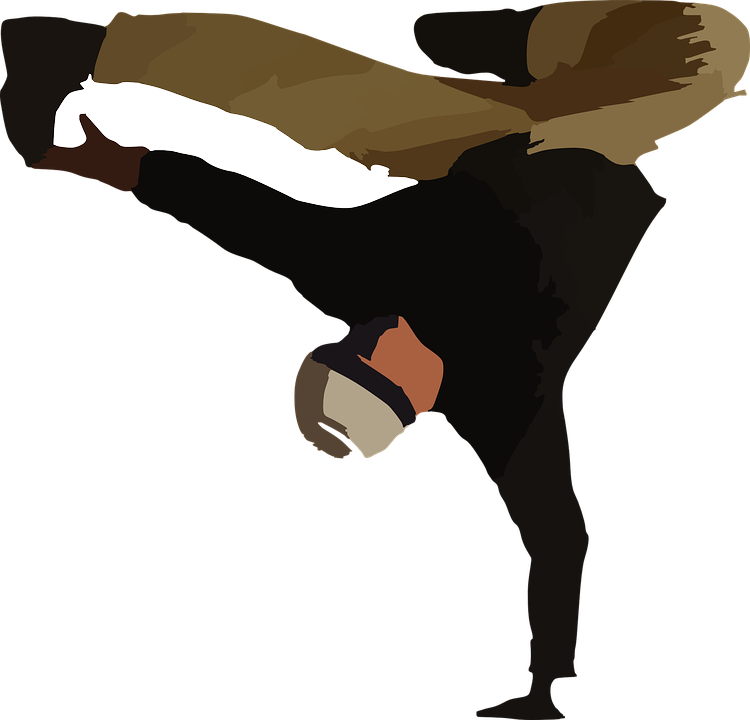 Break dance PNG, Hip hop PNG