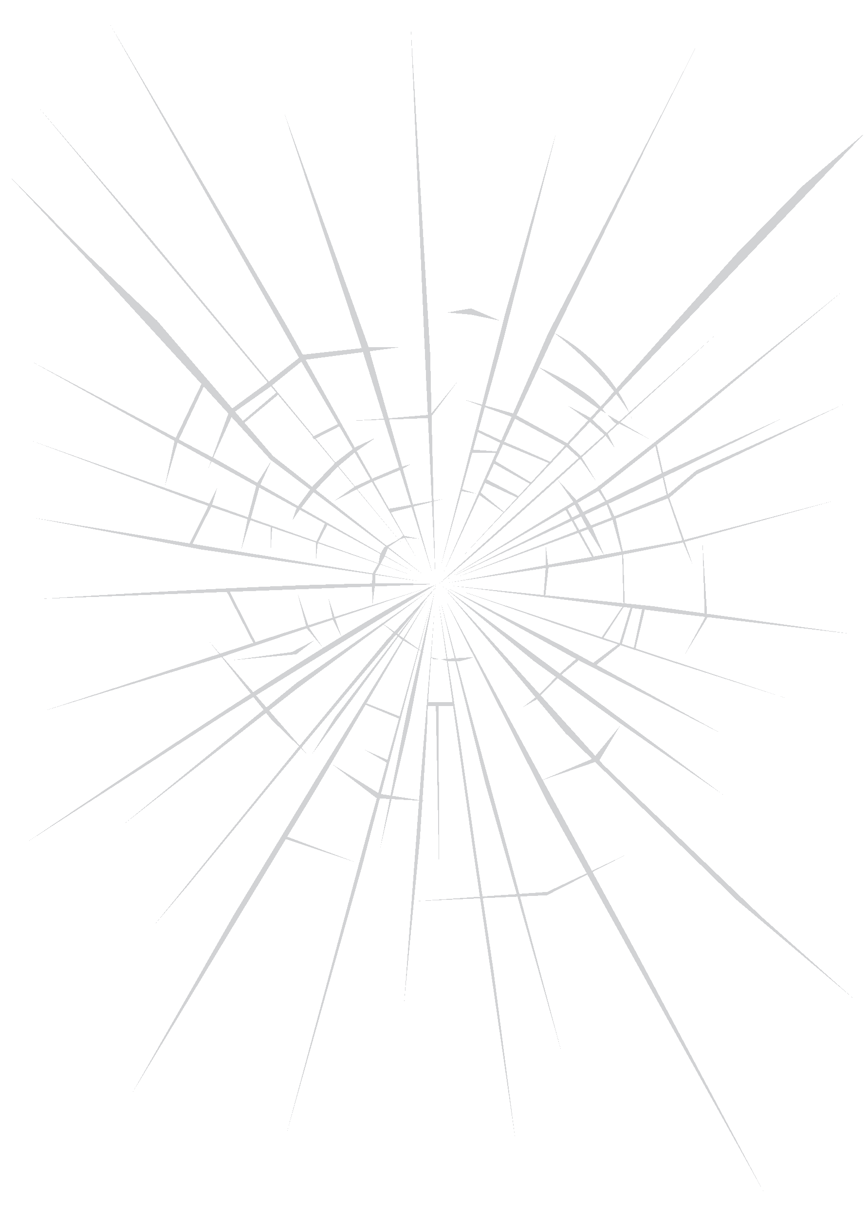 Broken glass PNG