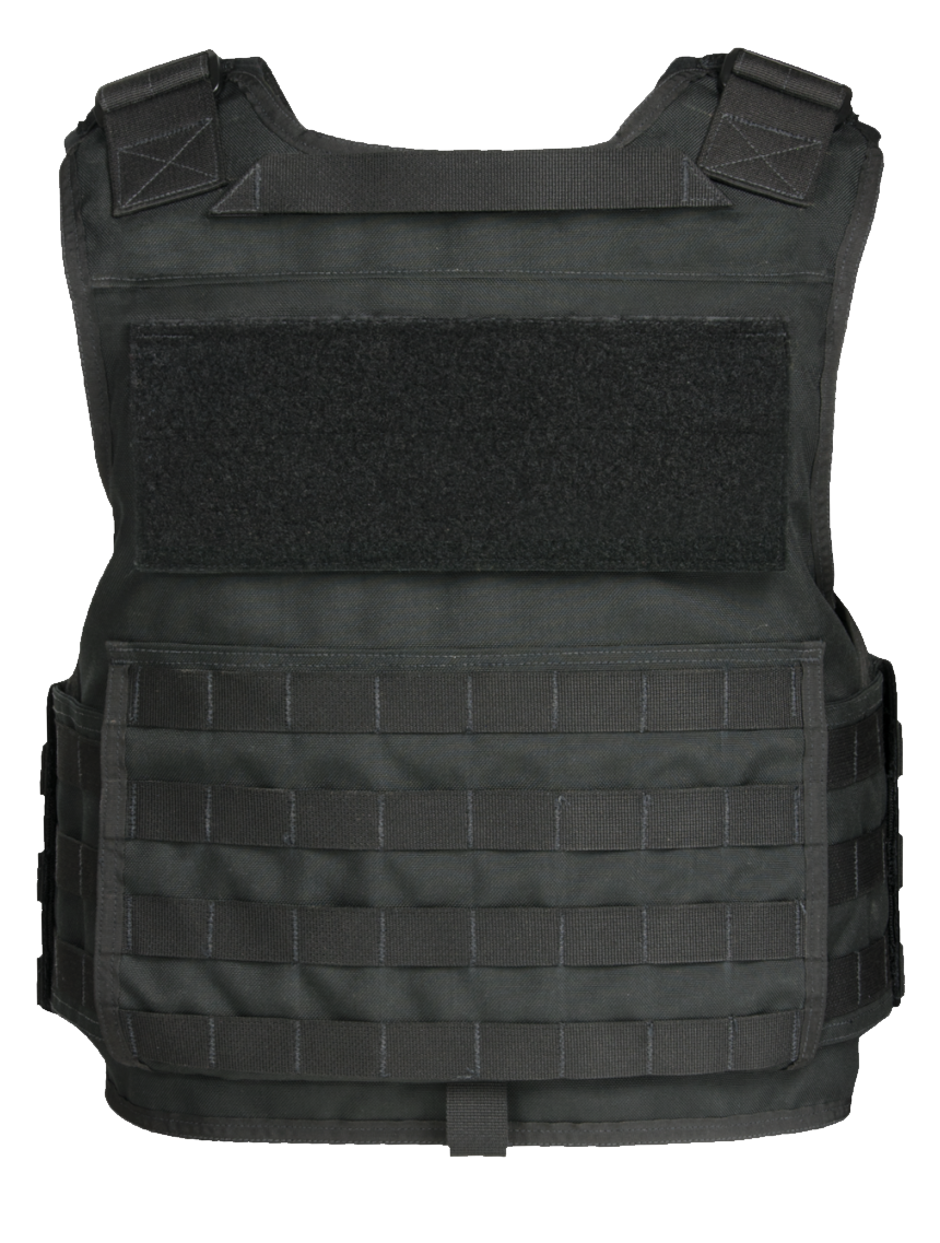 Body armour vest PNG