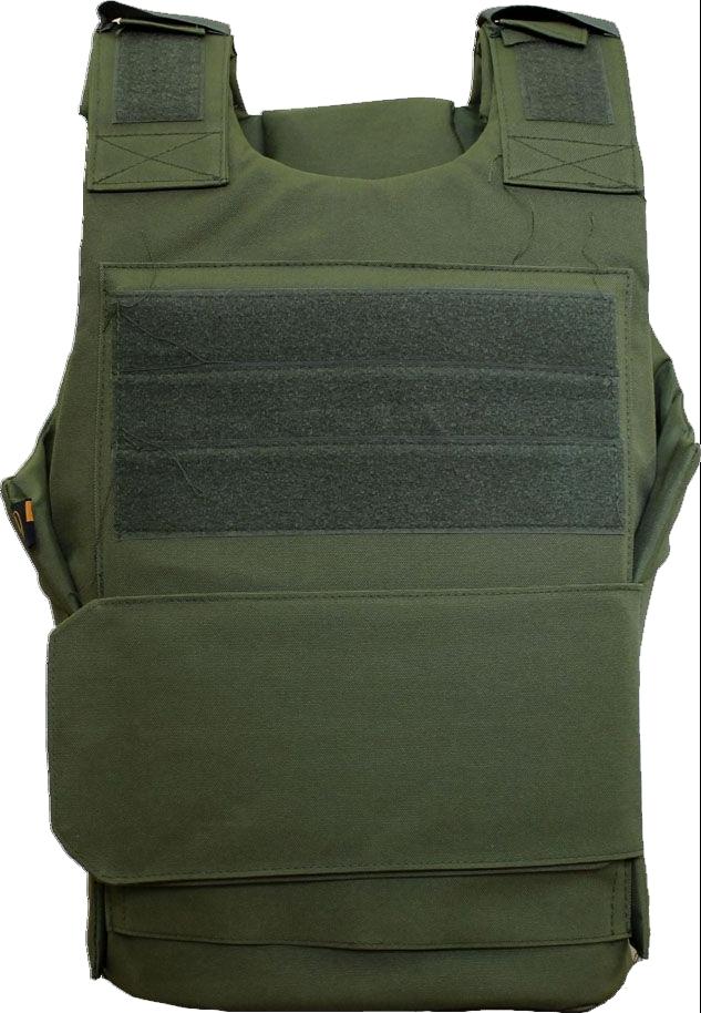 Body armour vest PNG