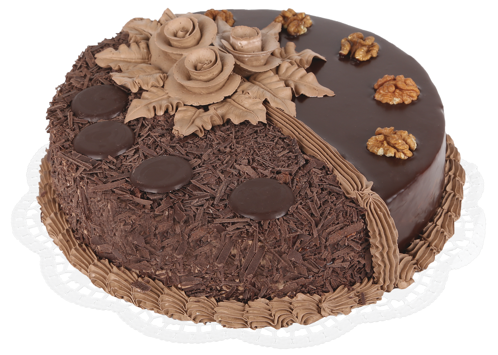 Beautiful Chocolate Cakes Images