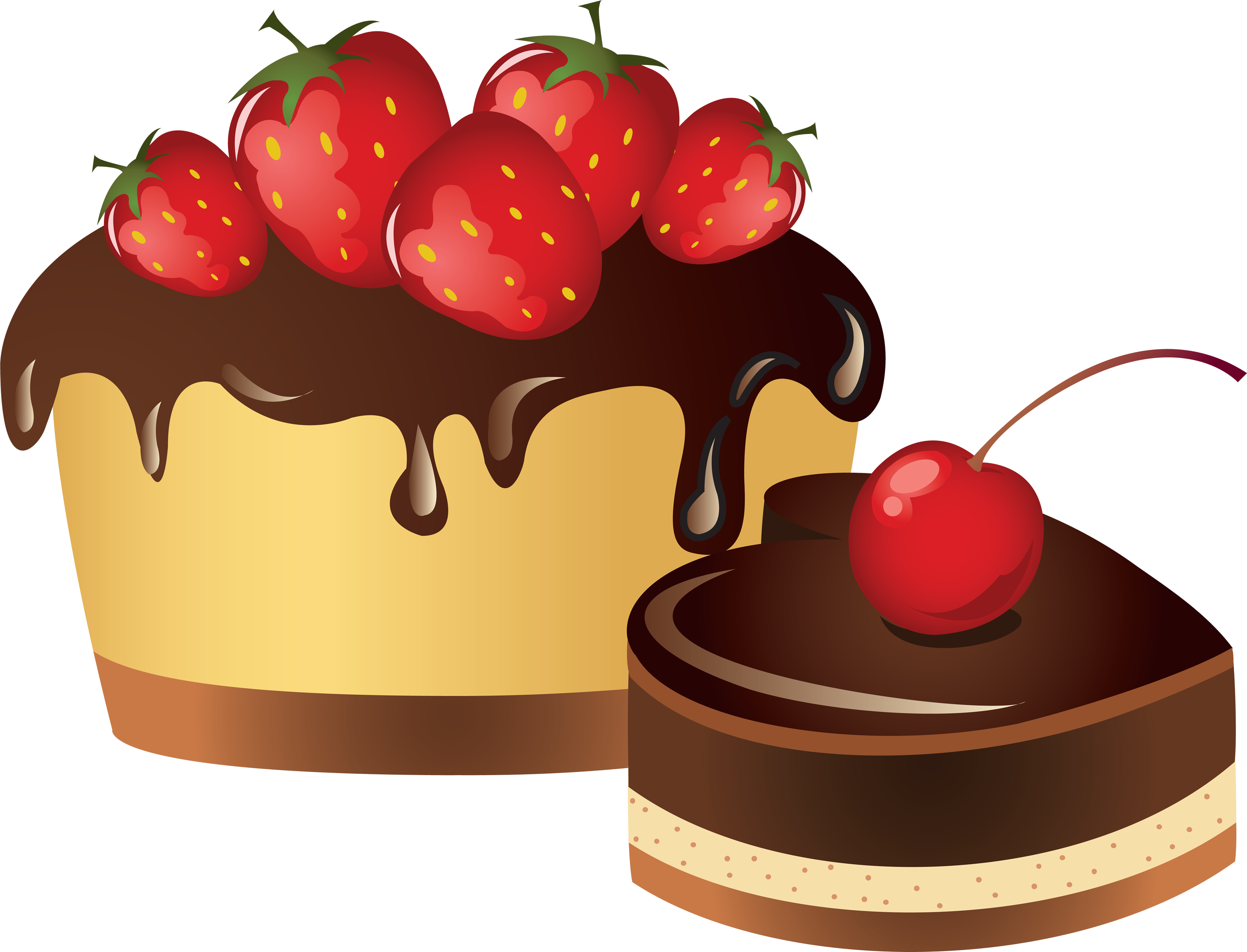 Birthday Cake Graphic Images