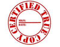 Certified PNG