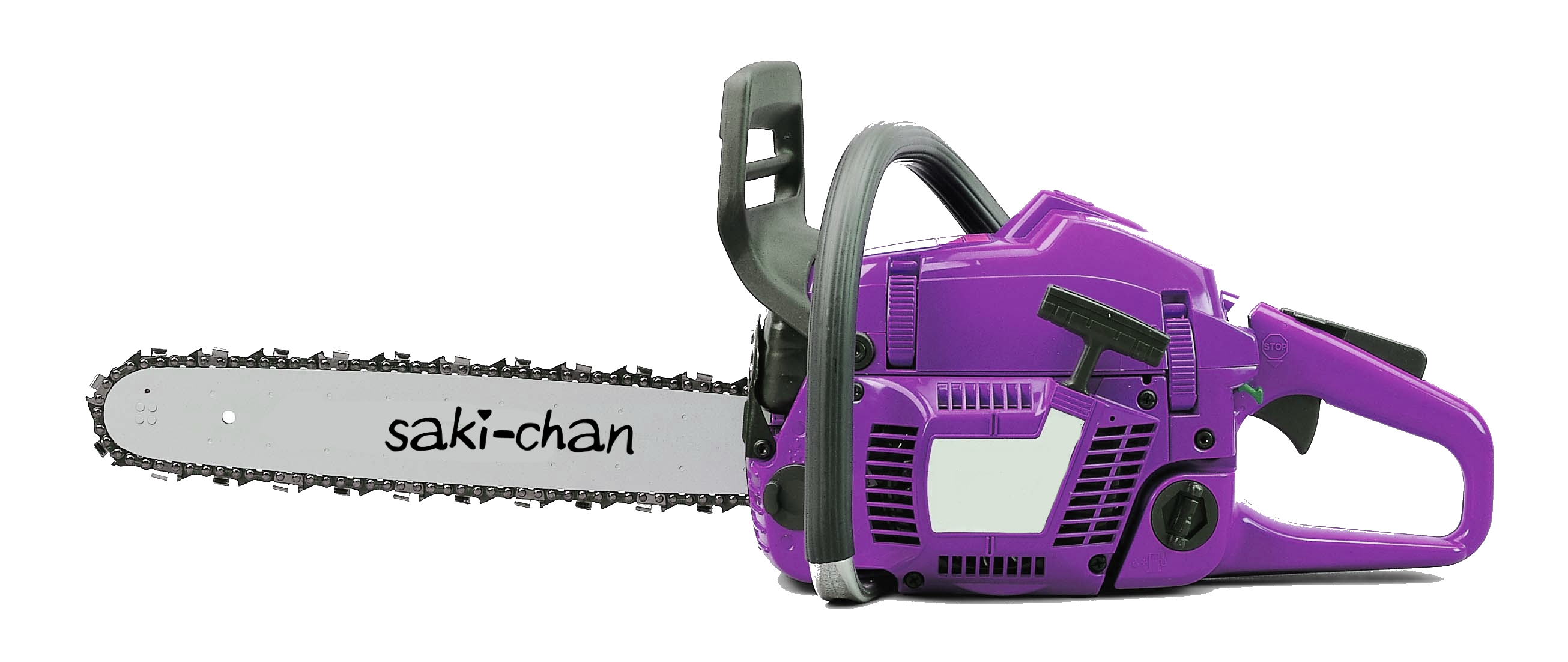 Chainsaw PNG