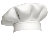 Chef hat PNG