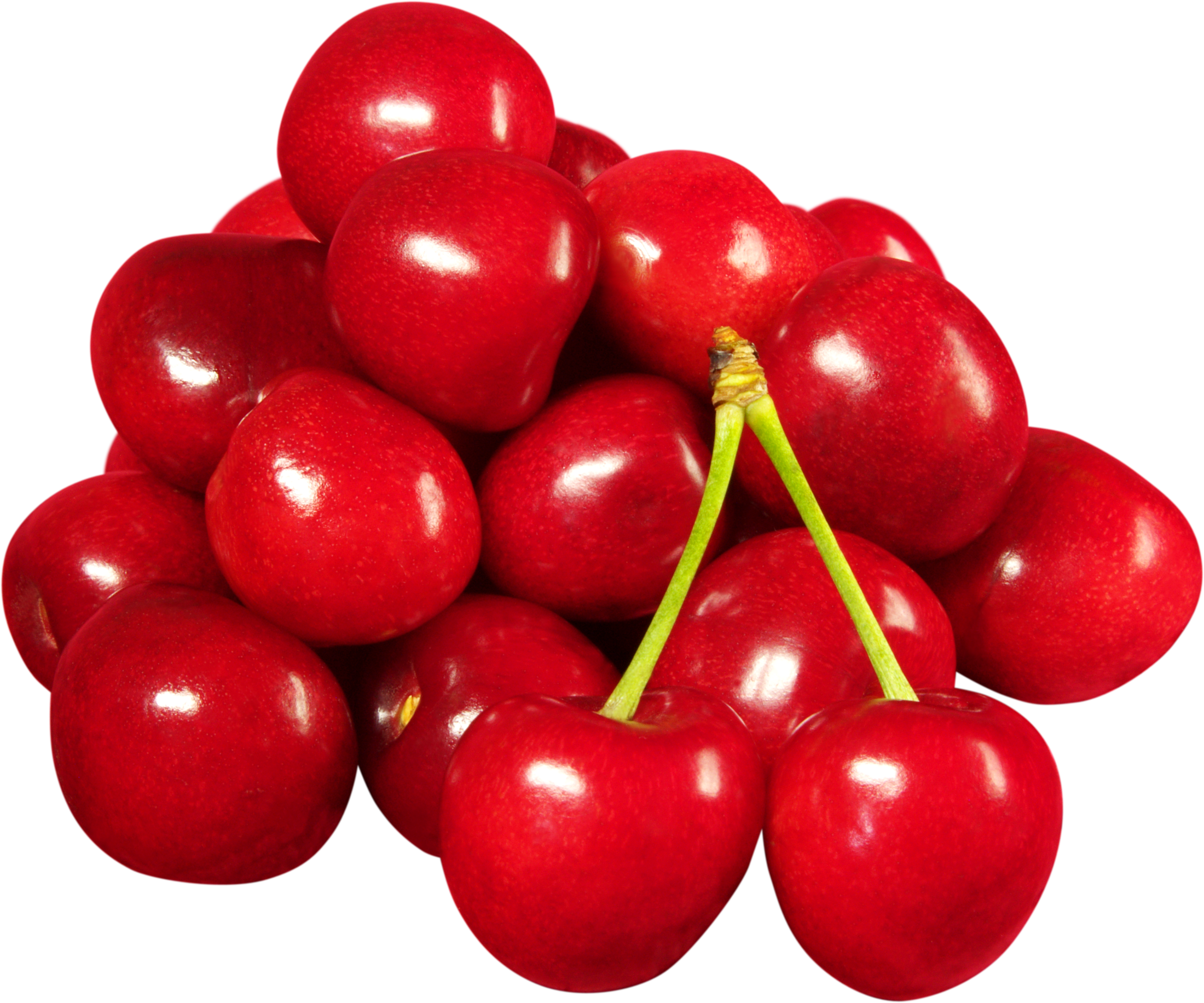 red cherry PNG image, free download