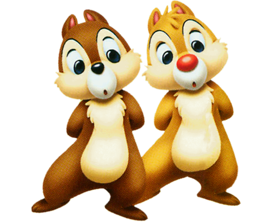 Chip and Dale PNG