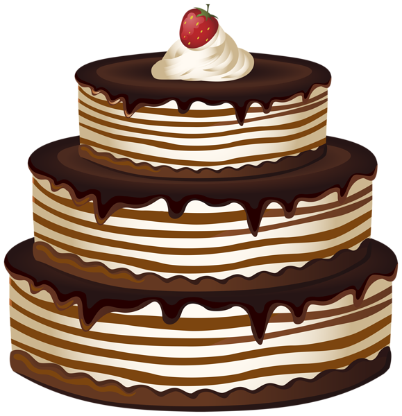 Layer Chocolate Cake